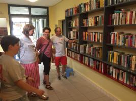 In der Büchertauschbörse